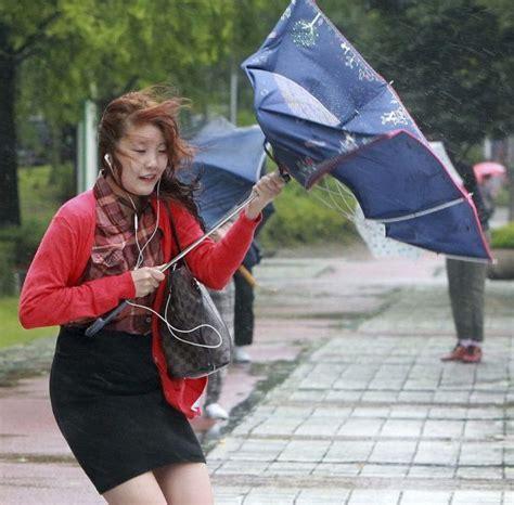 umbrella in the wind broken umbrella broken hearts books devastating typhoon with winds so strong that they sent