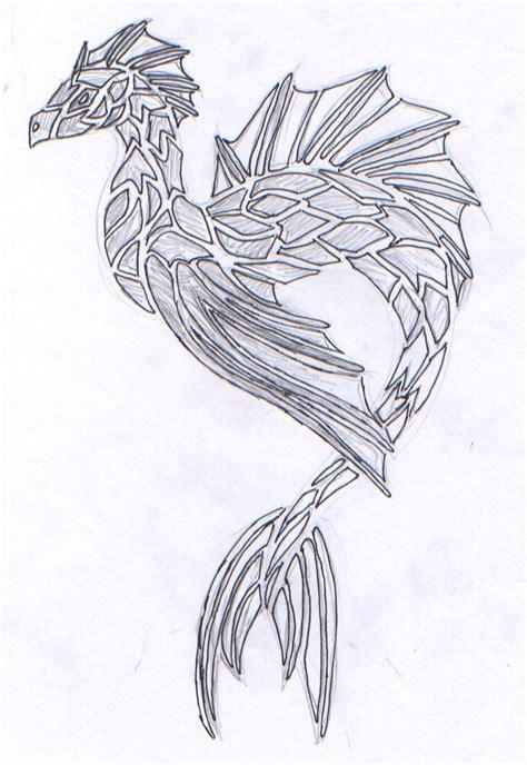 tattoo sea dragon sea dragon tattoo by kara tails on deviantart