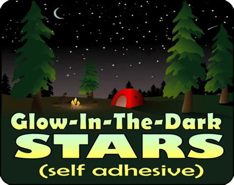glow in the dark stars bedroom glow in the dark stars removable wall decal by wallcrafters