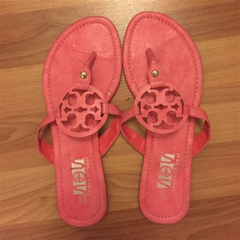 Tpry Burch 1856 shoes of soul shoes pink burch look alike sandals poshmark