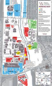 of parking map cus maps transfer student services