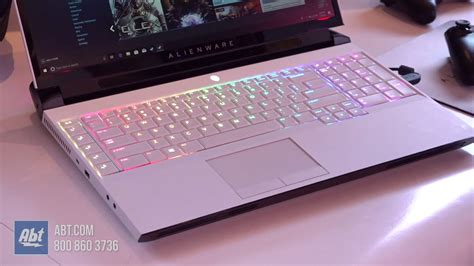 ces 2019 dell alienware area 51 m laptop