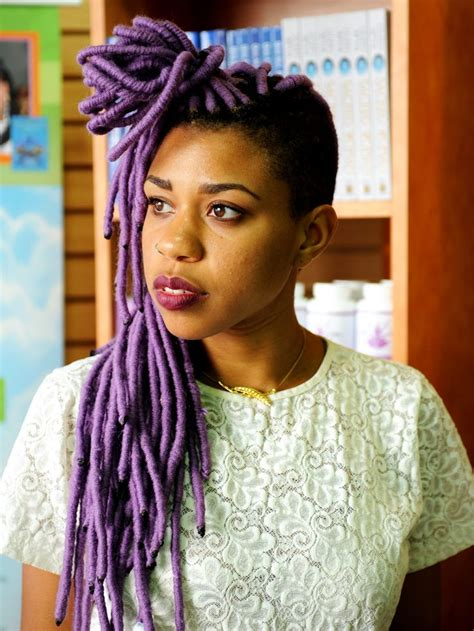 hair style with color yarn 17 best images about all about dreads on pinterest faux