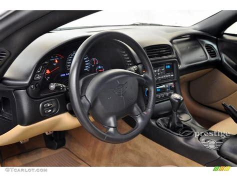 2001 Corvette Interior by Light Oak Interior 2001 Chevrolet Corvette Coupe Photo