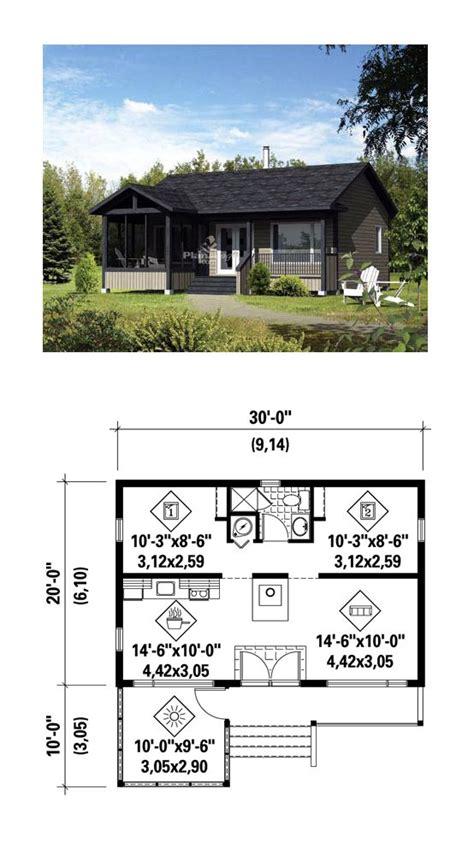 16x30 tiny house 16x30h11 901 sq ft excellent floor plans les 288 meilleures images du tableau maison sur pinterest