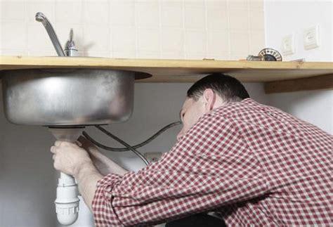 scarico lavello cucina manutenzione lavandino