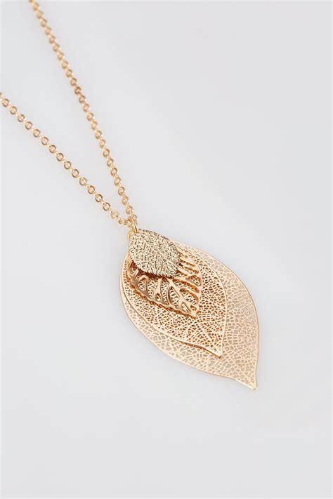 Find S Names By Address Uk Gold Drop Leaf Pendant Necklace