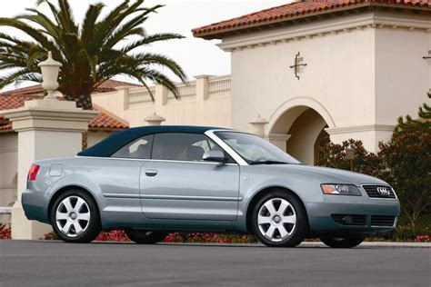 audi convertible 2006 2006 audi a4 convertible picture 45175 car review