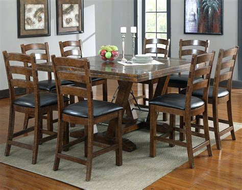 8 seat kitchen table seats dining for