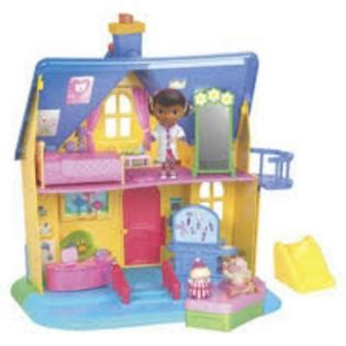 doc mcstuffins playhouse doc mcstuffins clinic playhouse toys games dolls