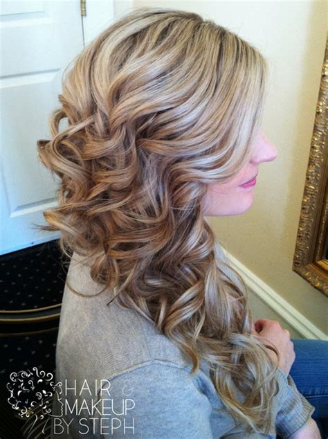 Prom Hairstyles To The Side by Prom Side Hairstyles For Hair