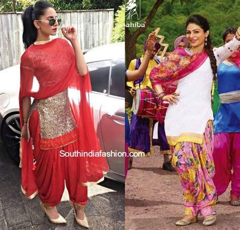 Beautiful Patiala Salwar Kameez Designs ?South India Fashion