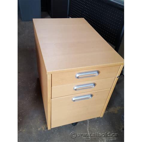 ikea galant 3 drawer file cabinet ikea galant honey 3 drawer rolling pedestal locking