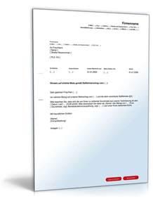 Musterbrief Bearbeitungsgebühr Kredit Zum Ausdrucken Ank 252 Ndigung Mieterh 246 Hung Staffelmiete Muster Zum