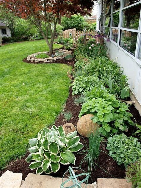 25 best landscaping ideas on front