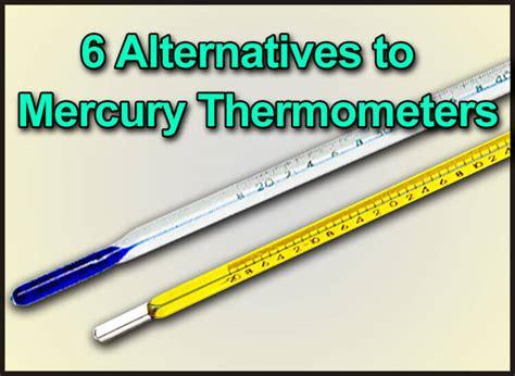 Termometer Merkuri 6 alternatives to mercury thermometers gilson co