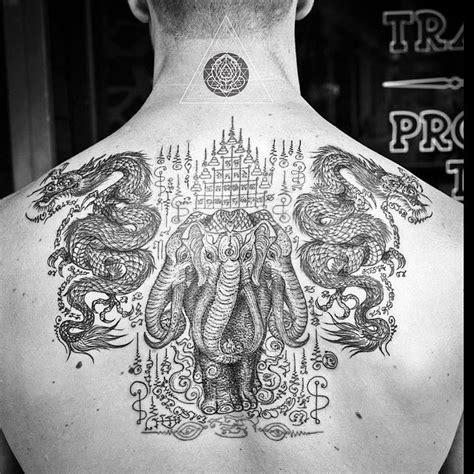 sakyant triangle ink s holy tattoos koh phangan online