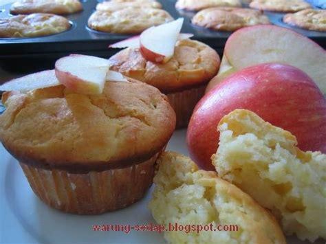 Mangkok Apel Hello warung sedap muffin apel