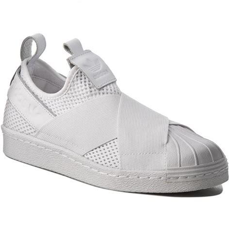 Sepatu Adidas Slipon Black 2 39 43 shoes adidas superstar slip on w by2885 ftwwht ftwwht cblack sneakers low shoes s