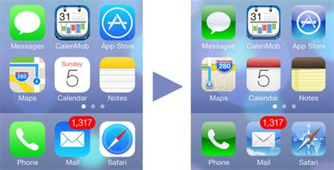 can you get themes for iphone 6 how to revert back to ios 6 icons on ios 7 the iphone faq