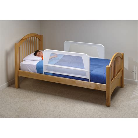 bed rail toddler children s mesh toddler bed rail wayfair