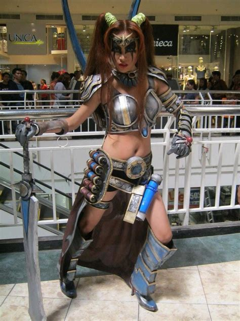 online tutorial davao seraphim from online game sacred cosplayed by gladys