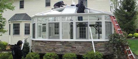 union city sunrooms glass service florian glass