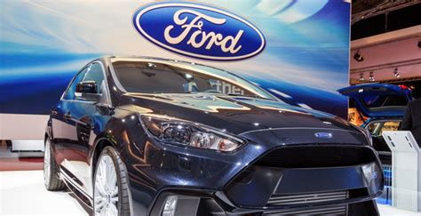 Connected Car Lab Ford Looks To Foster Interaction Between Cars And