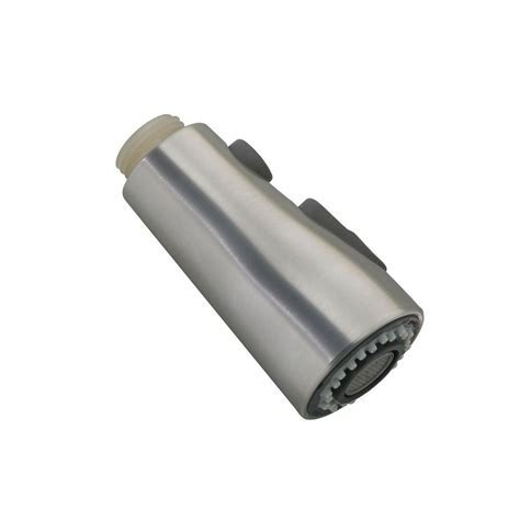 KOHLER Simplice Pull Out Spray Head in Stainless Steel