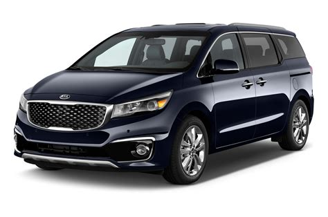 Kia Sedona Used 2016 Kia Sedona Reviews And Rating Motor Trend