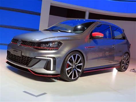 Autos Vw 0k by Volkswagen Gol Gt Concept Un Mini Gti Autocosmos