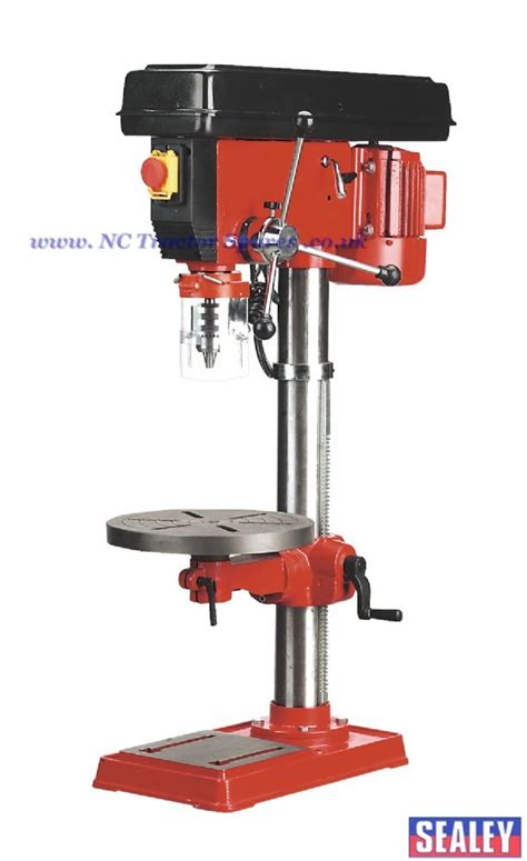bench pillar drill pillar drill bench 16 speed 1070mm height 650w 230v