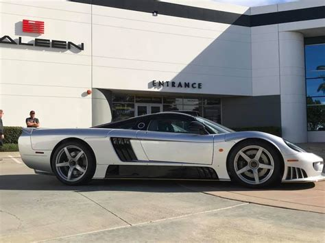 Wheels Saleen S7 saleen s7 le mans edition adds turbos to make 1300 hp 95