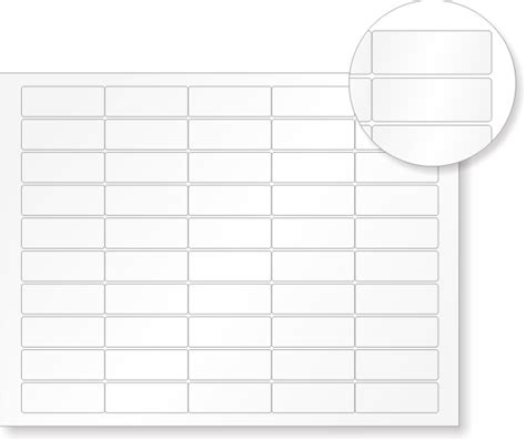 printable asset labels laser printable removable labels polyestercloth sku