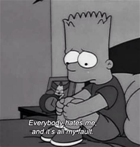 sad bart and tired image lo que me mueve pinterest frases yep image 3971135 by owlpurist on favim com