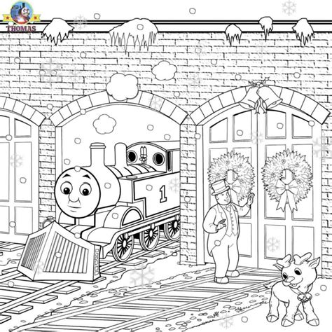 thomas coloring pages games train thomas the tank engine friends free online games and