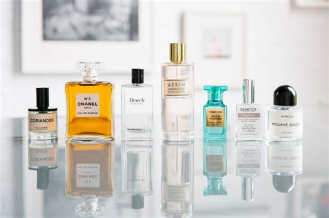 7 Scents I by Perfume Smell Test A Cup Of Jo