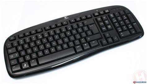 Keyboard Logitech Logitech Classic Keyboard 200 968019 0100 Photos