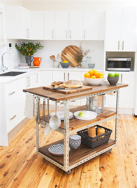 build a kitchen island make it diy industrial kitchen island 187 curbly diy
