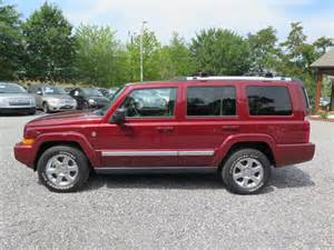 2008 Jeep Commander For Sale 2008 Jeep Commander Limited For Sale In Asheville