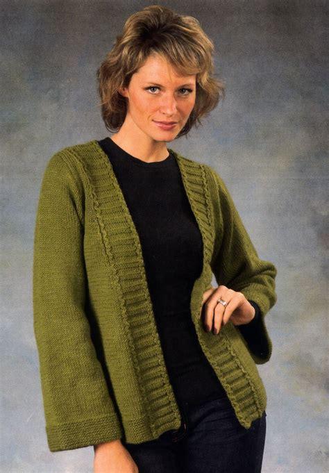 knitting pattern kimono jacket woman s kimono sweater knitting pattern halcyon yarn