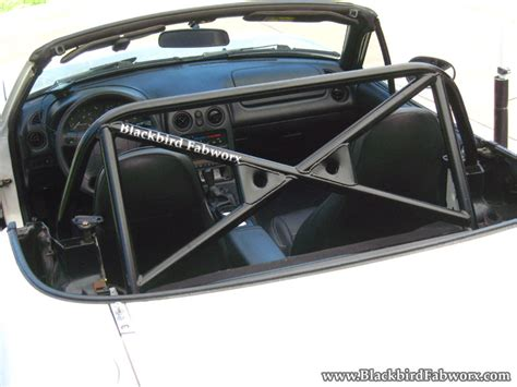 mazda miata roll cage miata roll cage car interior design