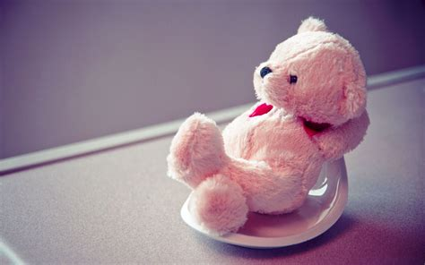 Wallpaper Pink Teddy Bear | teddy bear pink cute pictures hd wallpaper wallpapers