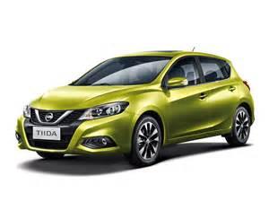 Nissan Tido Nissan Tiida China C12 2016 Pr
