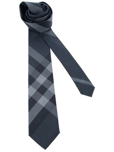 Burberry 4 Maxy Cf 1 burberry checked tie ties and bow ties