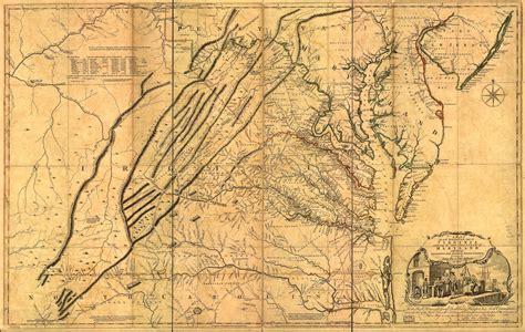 carolina virginia map mapping the great wagon road carolina digital history
