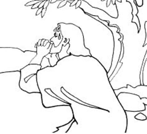 coloring pages jesus in gethsemane praying of jesus christ coloring page picture in the
