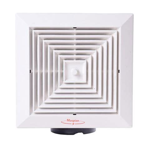 jual maspion mv 16 ex ventilating fan plafon 6 inch harga kualitas terjamin