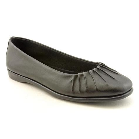 easy s faux leather dress shoes wide size 7 15146482 overstock