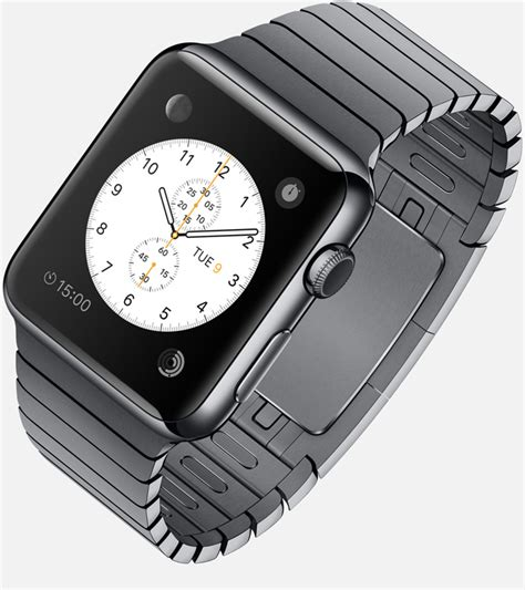 Apple Space Black Stainless Steel Wth Space Black Milanese 42mm many apple bands now shipping in 24 hours apple clarifies space black availability
